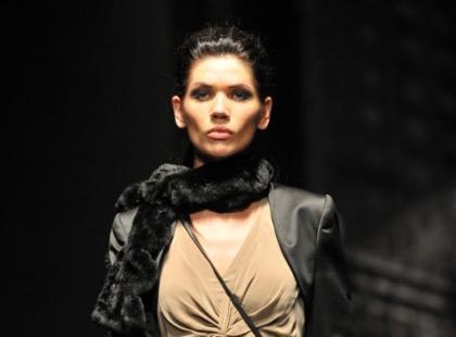Wieczorowa kolekcja Van Graff na Fashion Week - galeria