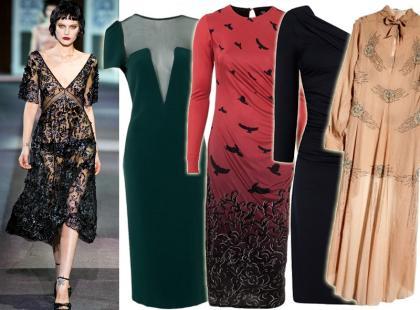 Wieczorowe sukienki: nasz przegląd od 79 złotych