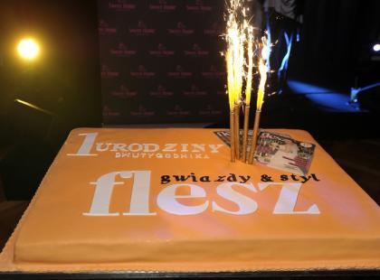 Wielka impreza magazynu Flesz [video]