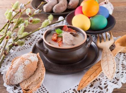 Wielkanoc pacjenta onkologicznego – co może jeść chory?