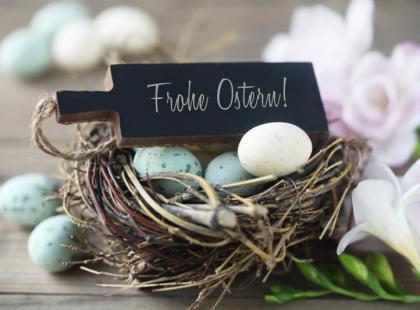 Wielkanoc w Anglii i Niemczech
