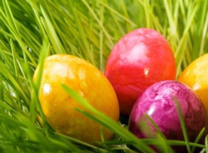 Wielkanoc - wspaniałe wesołe święta...