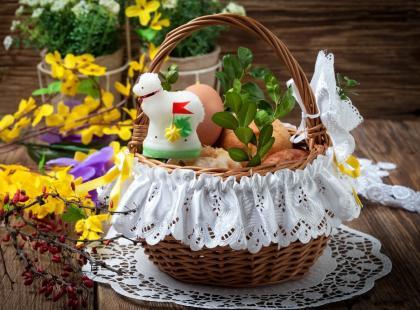 """""""Wielkanoc ze smakiem"""" - sprawdź, co przygotować na Wielkanoc razem z Magdą Gessler!"""