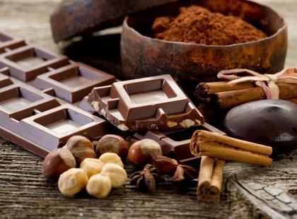 Wielkanocna babka czekoladowo-kawowa - przepis