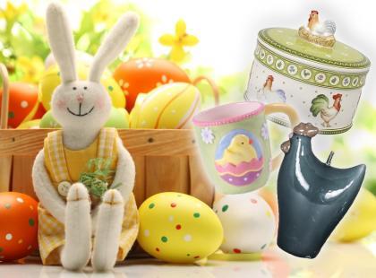 Wielkanocne ozdoby do twojego domu