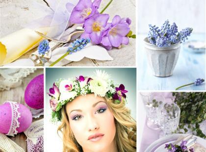 Wielkanocne wesele - inspiracje