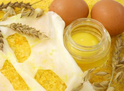 Wielkanocnie: jajka dla urody
