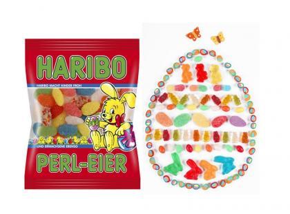 Wielkanocny koszyczek HARIBO pełen niespodzianek