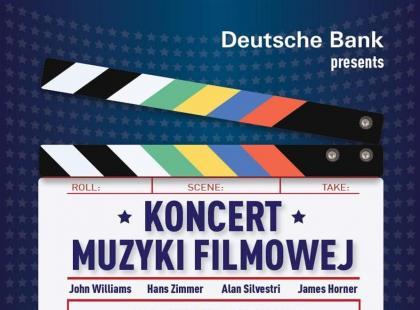 Wielki Koncert Muzyki Filmowej - 12 czerwca w Warszawie!