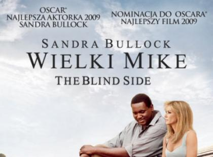 """Wielki Mike: The Blind Side"" już na DVD!"