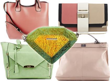 Wielki przegląd modnych torebek na wiosnę 2013