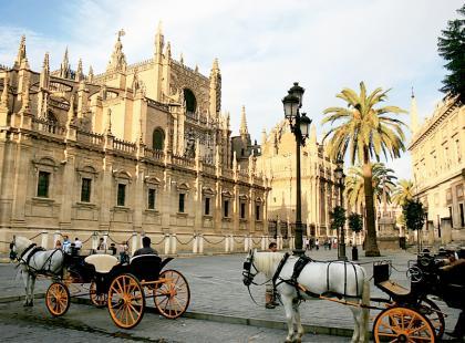Wielki Tydzień w Sevilli