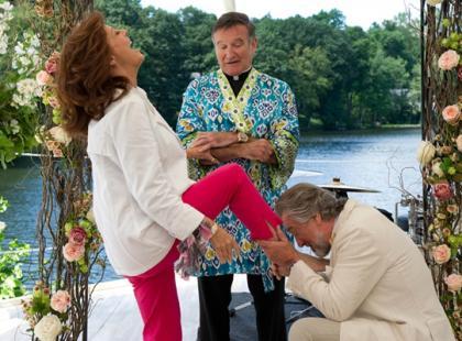 Wielkie wesele - pierwsze kadry z filmu!