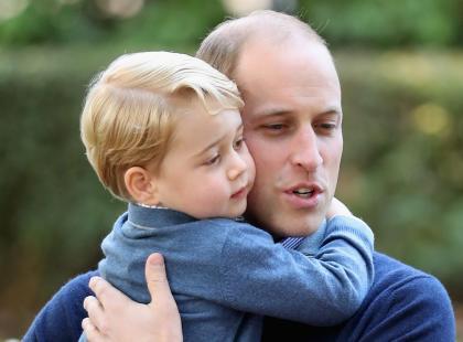 Wielu ojców mogłoby się uczyćod Księcia Williama. Następca tronu porzuci pracę pilota na rzecz wychowania dzieci