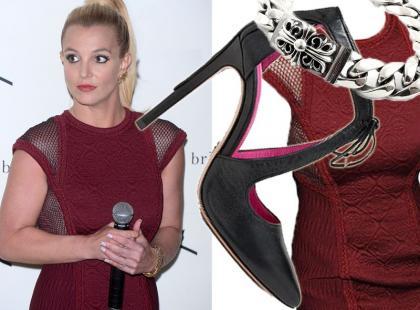 Wiemy co Britney Spears miała na sobie podczas wizyty w Warszawie