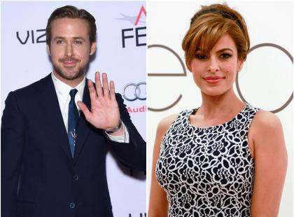 Wiemy, jak Ryan Gosling i Eva Mendes nazwali swoje dziecko #2