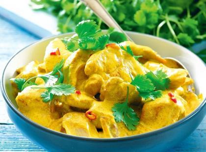 Wieprzowina curry
