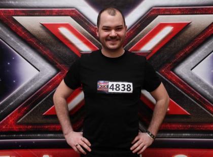 """William Malcolm pożegnał się z """"X-Factor"""""""