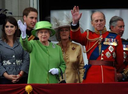 Windsorowie - Miłość czy korona