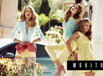 Wiosenna elegancja od Mohito