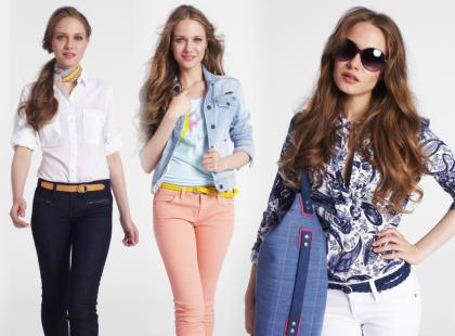 Wiosenna moda od Big Star na 3 sposoby