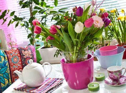 Wiosenne akcenty w Twoim domu