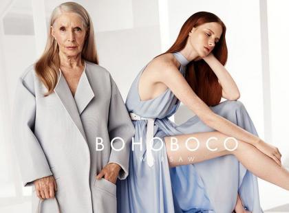 Wiosenne Bohoboco - modnie w każdym wieku