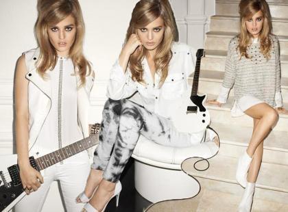 Wiosenne propozycje z H&M w stylu Rock & Rolla