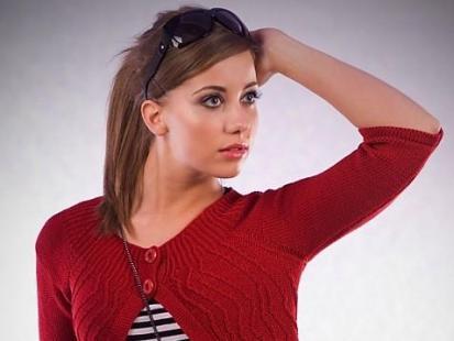 Wiosenne sweterki MKM