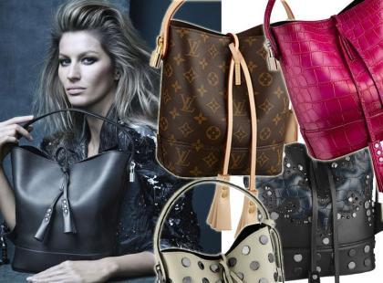 Wiosenne torebki od Louis Vuitton