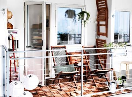 Wiosenno-letni lookbook IKEA - 7 inspiracji