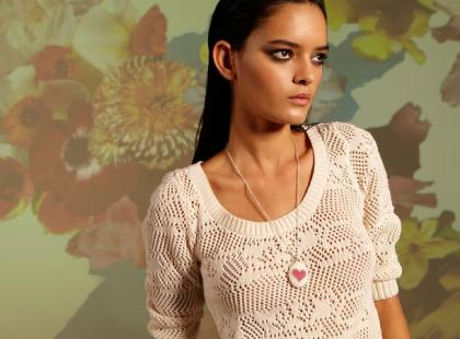 Wiosenno/letni lookbook Stradivarius - 2012