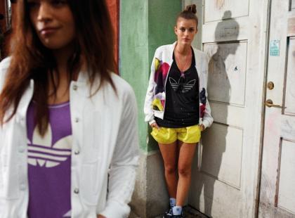 Wiosenno-letnia kolekcja adidas dla niej
