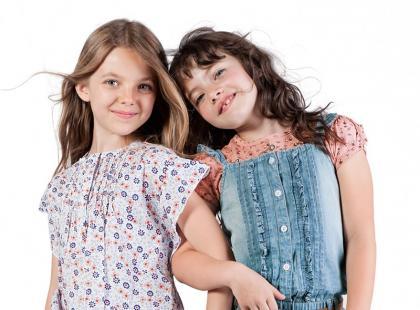 Wiosenno-letnia kolekcja Geox dla dziewczynek