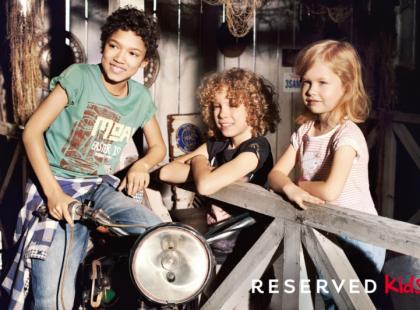 Wiosenno-letnia kolekcja Reserved Kids