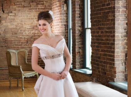 Wiosenno-letnia kolekcja sukien ślubnych 2be Bridal Isabella Chessari