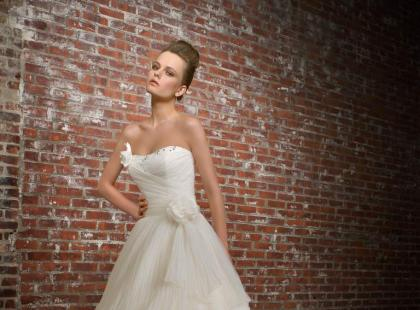 Wiosenno-letnie suknie ślubne Madeline Gardner New York