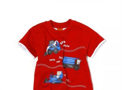 Wiosenno - letnie t-shirty dla najmłodszych ReKids