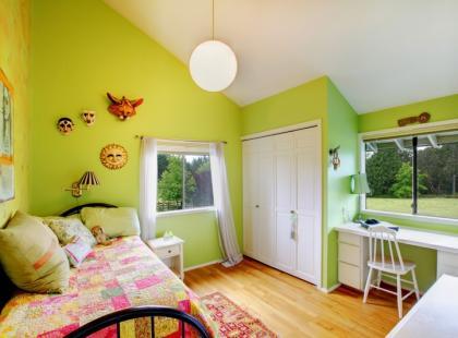Wiosenny pokój twojego dziecka
