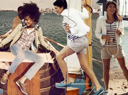 Wiosenny Timberland: moda dla aktywnych kobiet