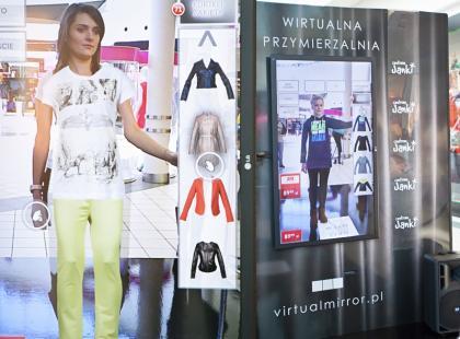 Wirtualne przymierzalnie 3D już w Polsce