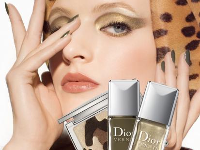 Witaj w dżungli - kolekcja makijażu Dior