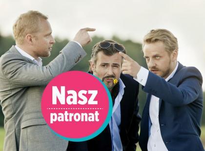 """Wkręceni"" - polska komedia roku!"