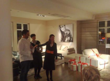 Włoski wieczór z Natuzzi Store i miesięcznikiem Dom&Wnętrze