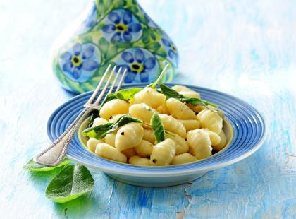 Włoskie gnocchi