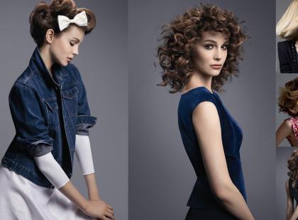 Włosy do ramion - modne fryzury