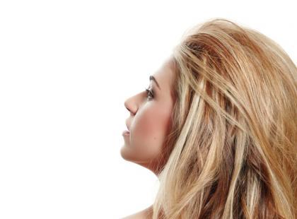 Włosy optycznie większe