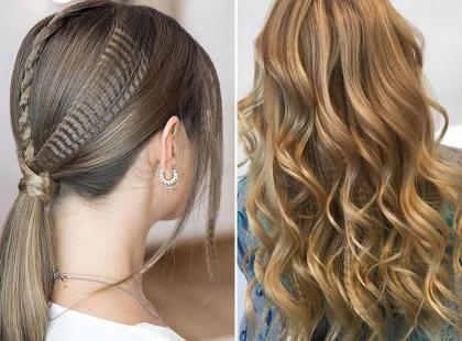 Włosy, za którymi szalałyśmy w podstawówce, znowu modne!