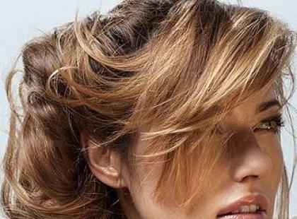 Włosy zawinięte