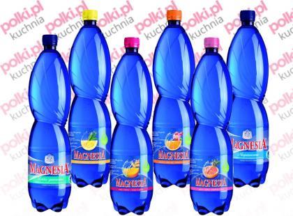 Woda mineralna Magnesia